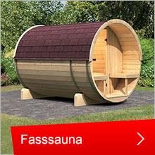 Fasssauna