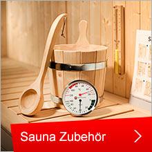 Sauna Zubehoer