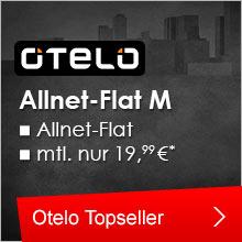 Otelo Allnet-Flat M