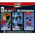 Die drei ??? Box 01. Folgen 1-3 (drei Fragezeichen) 3 CDs Hörspiel