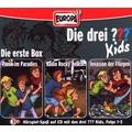 Die drei ??? Kids. 3er-Box Folgen 1-3 (drei Fragezeichen) 3 CDs Hörspiel