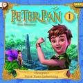 Peter Pan 01: Hausputz / Peter Pans Geburtstag Hörbuch