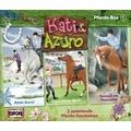 Kati & Azuro. Pferde-Abenteuer-Box 01 Hörspiel