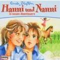 Hanni und Nanni 03. in neuen Abenteuern. CD Hörspiel