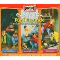 Fünf Freunde Box 04. Folgen 15, 19, 21. 3 CDs Hörspiel