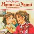 Hanni und Nanni 05: Hanni und Nanni gründen einen Klub Hörspiel