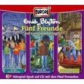 Fünf Freunde Box 06. Folgen 31, 34, 43. 3 CDs Hörspiel