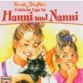 Hanni und Nanni 08. Fröhliche Tage. CD Hörspiel