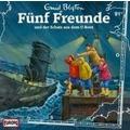 Fünf Freunde 091 und der Schatz aus dem U-Boot Hörspiel