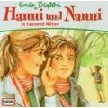 Hanni und Nanni 09 in tausend Nöten. CD Hörspiel