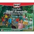 Fünf Freunde Box 20 ... beschützen die Tiere (74 / 84 / 90) Hörspiel