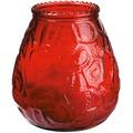 Duni Party-Kerzen Aronda / Venezia rot, 3 Stück