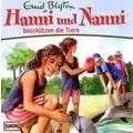 Hanni und Nanni 36 beschützen die Tiere Hörspiel