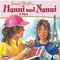 Hanni und Nanni 43. Hanni und Nanni in Paris Hörbuch