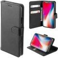 4smarts Premium Flip-Tasche URBAN für Apple iPhone Xs Max all-black