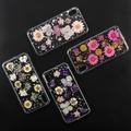 4smarts Soft Cover Glamour Bouquet für Apple iPhone Xs Max weiße Blumen/silberne Flocken