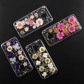 4smarts Soft Cover Glamour Bouquet für Samsung Galaxy A6 (2018) pink/gold