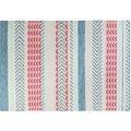 Accessorize Teppich Pastella ACC-001-10 multicolor 80x150