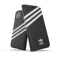 adidas OR Booklet Case PU FW19 for iPhone 11 black/white