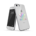 adidas OR Clear Case Entry FW19 for iPhone 6/6S/7/8 holographic
