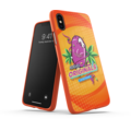 adidas OR Moulded Case Bodega FW19 for iPhone X/Xs active orange