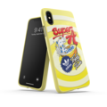 adidas OR Moulded Case Bodega FW19 for iPhone X/Xs shock yellow