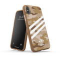 adidas OR Moulded Case Camo Woman FW19 for iPhone X/Xs raw gold