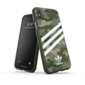 adidas OR Moulded Case Camo Woman FW19 for iPhone X/Xs raw green