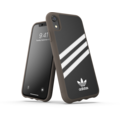 adidas OR Moulded Case PU Gumsole SS19 for iPhone XR black/white