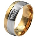 Akzent Damen Partnerring-Ring 5080045-62