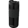 aladdin Isolierbecher Easy Grip 470ml schwarz aus Edelstahl Thermobecher 100% auslaufsicher