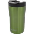 aladdin Isolierbecher Latte MIT GRAVUR (z.B. Namen) 250ml grün aus Edelstahl Thermobecher 100% auslaufsicher