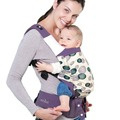 Amazonas Babytrage Smart Carrier blueberry
