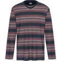 AMMANN Shirt 1/1 Arm, V-Ausschnitt, dunkelblau Gr. S
