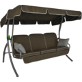 Angerer Comfort Style Hollywoodschaukel Style taupe