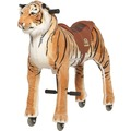 Animal Riding Tiger Shirkan small, für Kinder von 3-5 Jahren (10 Kg - 40 Kg)