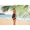 Anita Maternity Pretty Dots Schwangersch.-Zweiteiler schwarz-weiß 38C