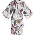 APELT Coloured Nights Kimono weiß / pink / grün 120x105 cm