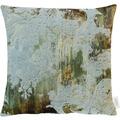 APELT Herbstzeit Kissen grün 45x45, Barock