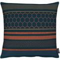 APELT Loft Style Kissen blau 45x45