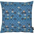 APELT Loft Style Kissen blau 48x48