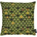 APELT Loft Style Kissen grün 39x39