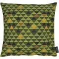 APELT Loft Style Kissenhülle grün 49x49