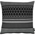 APELT Loft Style Kissenhülle schwarz 46x46