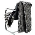 APELT Loft Style Plaid grau/anthrazit 130x170