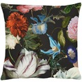 APELT Merian Modern Vintage Kissenhülle schwarz-multicolor