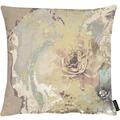 APELT Modern Luxury Kissen taupe 45x45 cm