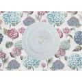 APELT Springtime 2er Tischset blue / flieder / lila 2er Set 32x45 cm