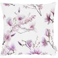 APELT Springtime Kissen rosa / fliefer 39x39 cm