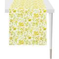 APELT Springtime Läufer lang gelb 40x170 cm
